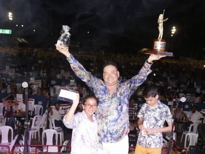 Adiós triste a Andrés Barros, el Rey de la Piqueria