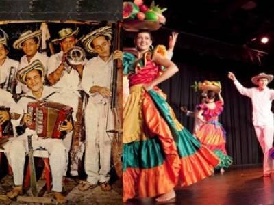 Cumbia, Porros: Y otros aires hermanos