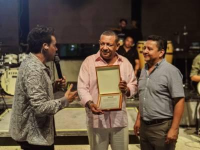 Silvestre Dangond es reconocido como el compositor del año
