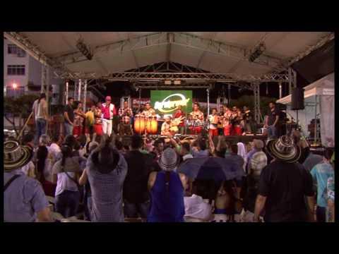 FARID ORTIZ EN LA FINAL DEL FESTIVAL DE ACORDEONES DEL RÍO GRANDE DE LA MAGDALENA AÑO 2013